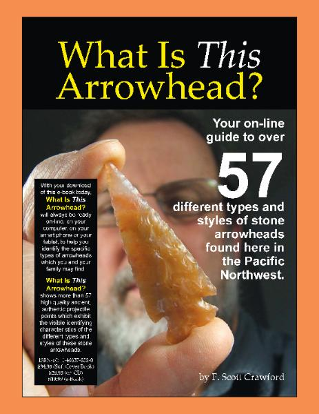 Cover of What Is This Arrowhead? e-book by F. Scott Crawford
